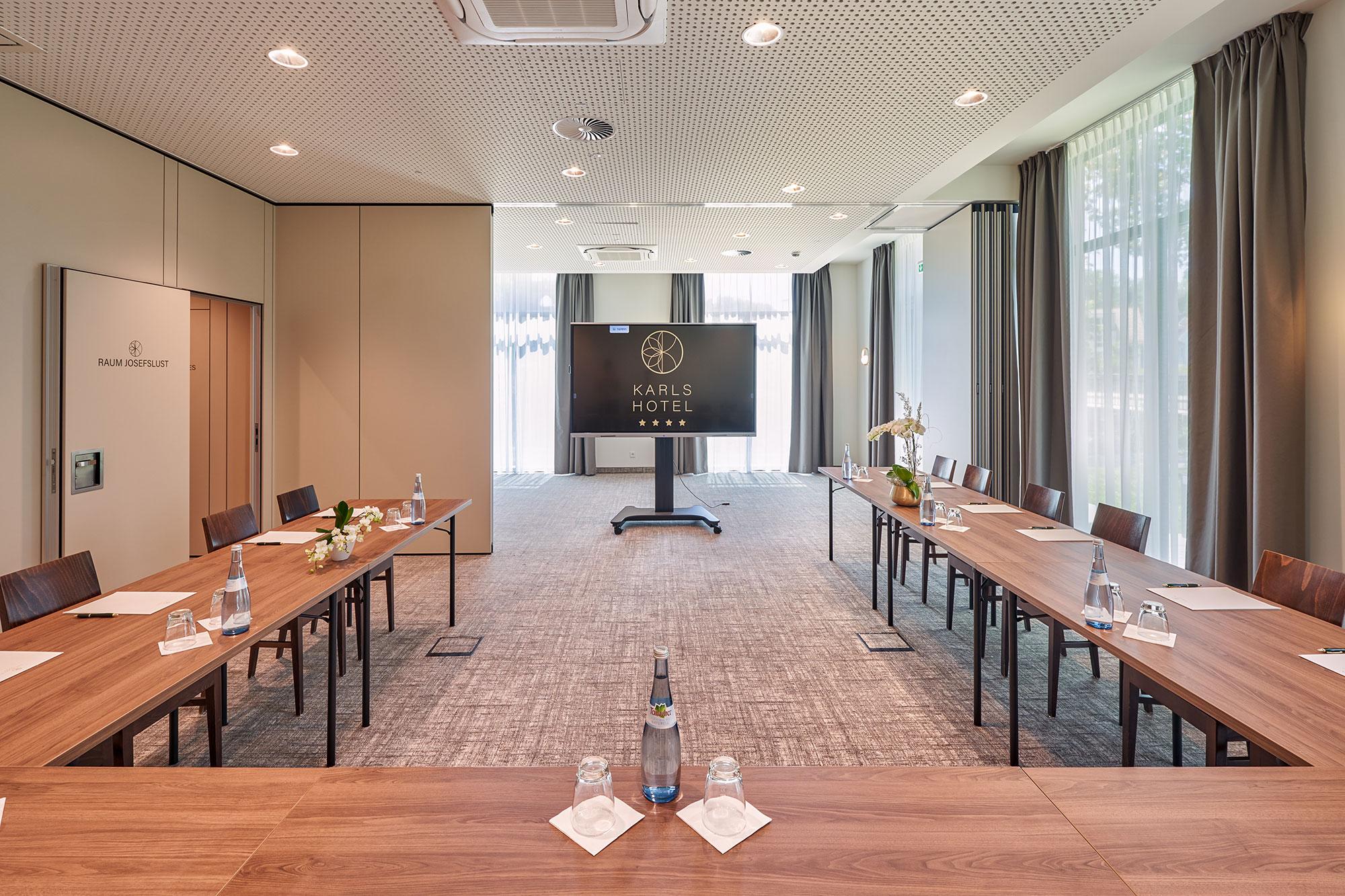 Karls Hotel Sigmaringen Konferenzraum